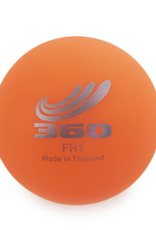 360 Athletic 360 Athletic Cold Weather Hockey Ball Orange F1