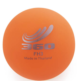 360 Athletic 360 Athletic Warm Weather Hockey Ball Orange F3