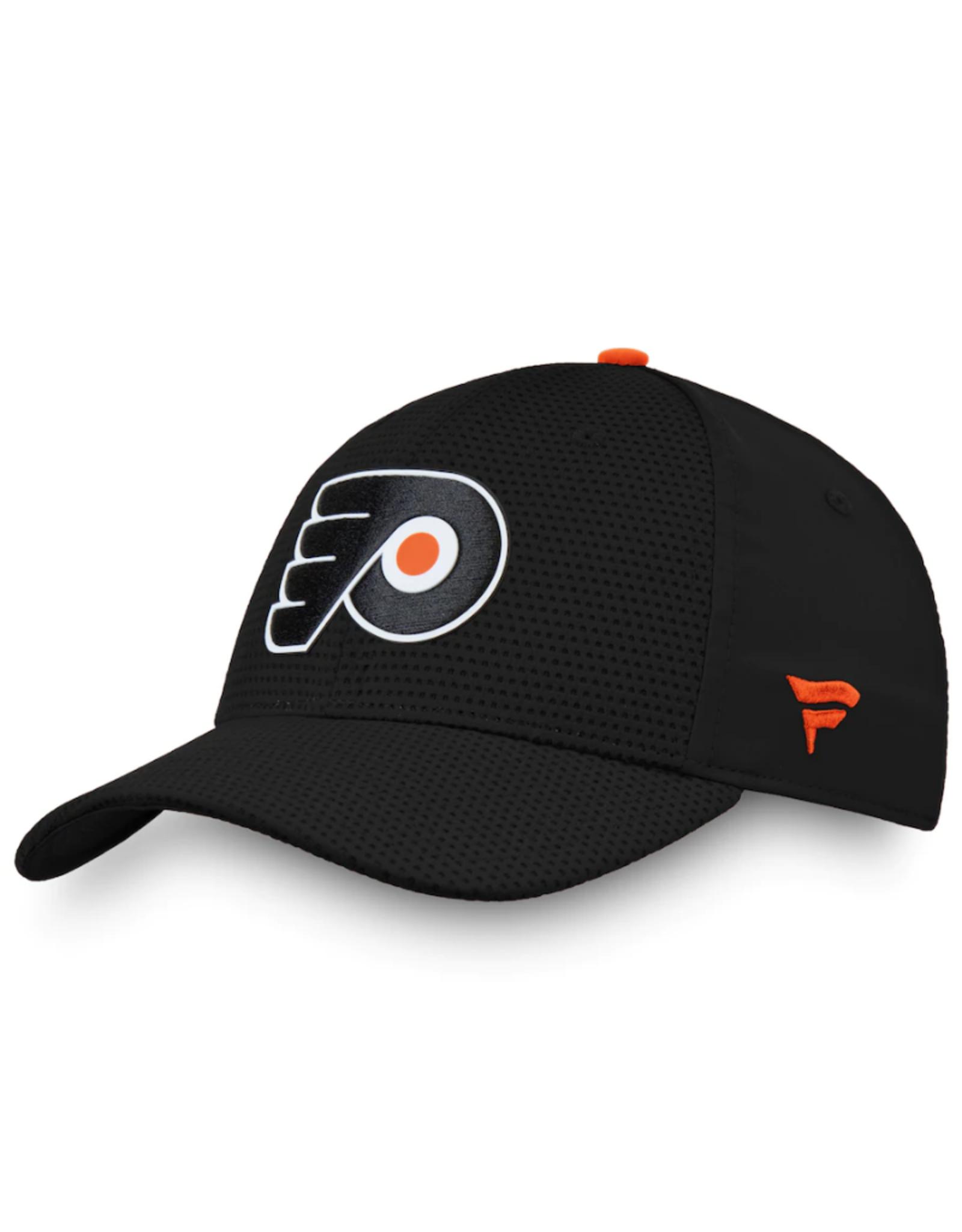 Fanatics Fanatics Men's Rinkside Stretch Hat Philadelphia Flyers Black