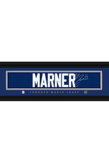 Framed Signature Nameplate Mitch Marner Toronto Maple Leafs
