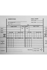 360 Athletic 360 Athletics Soccer Referee Replacement Score Pad