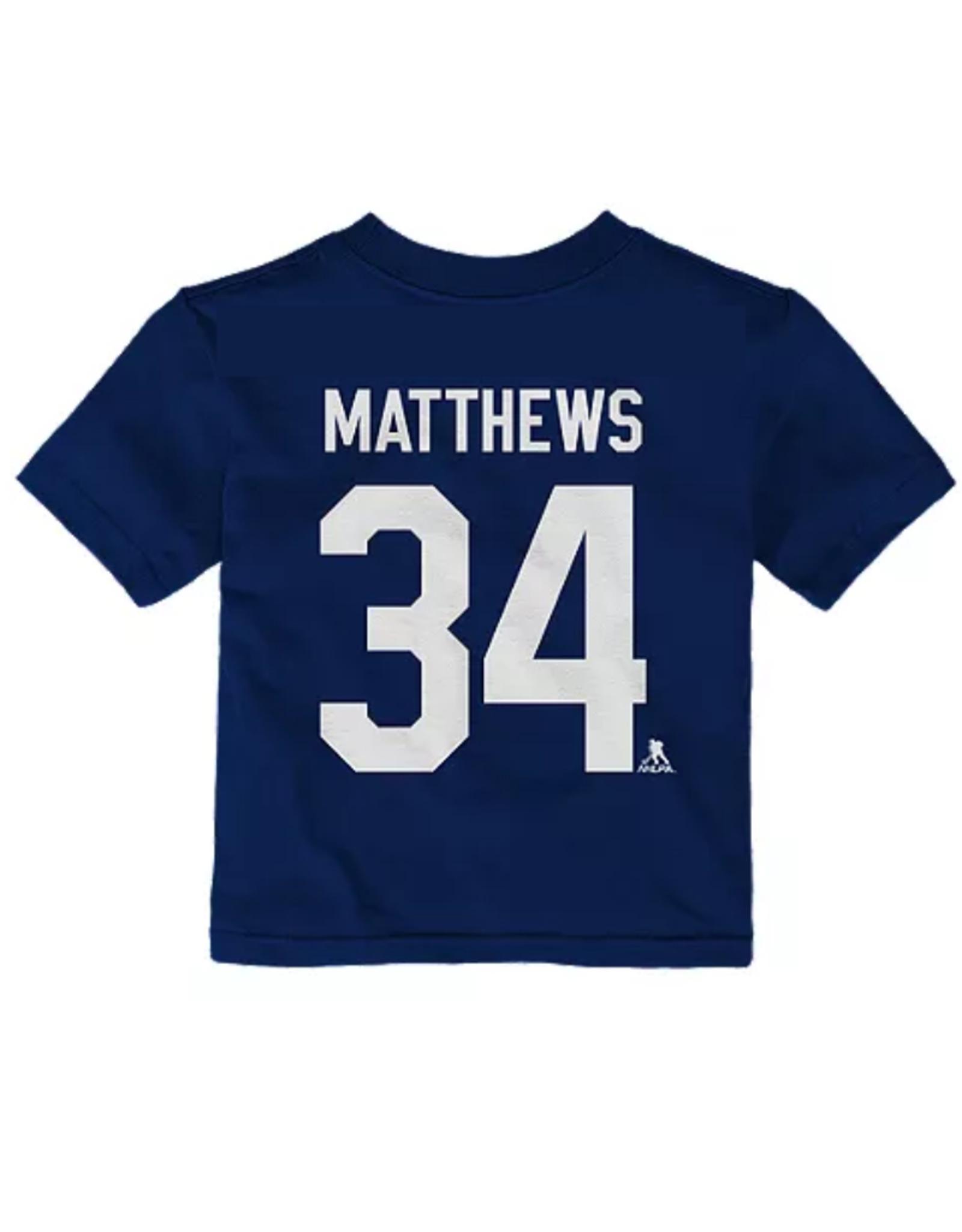 NHL Child's Matthews #34 T-Shirt Toronto Maple Leafs