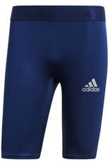 Adidas Adidas Men's Alphaskin Compression Short Navy