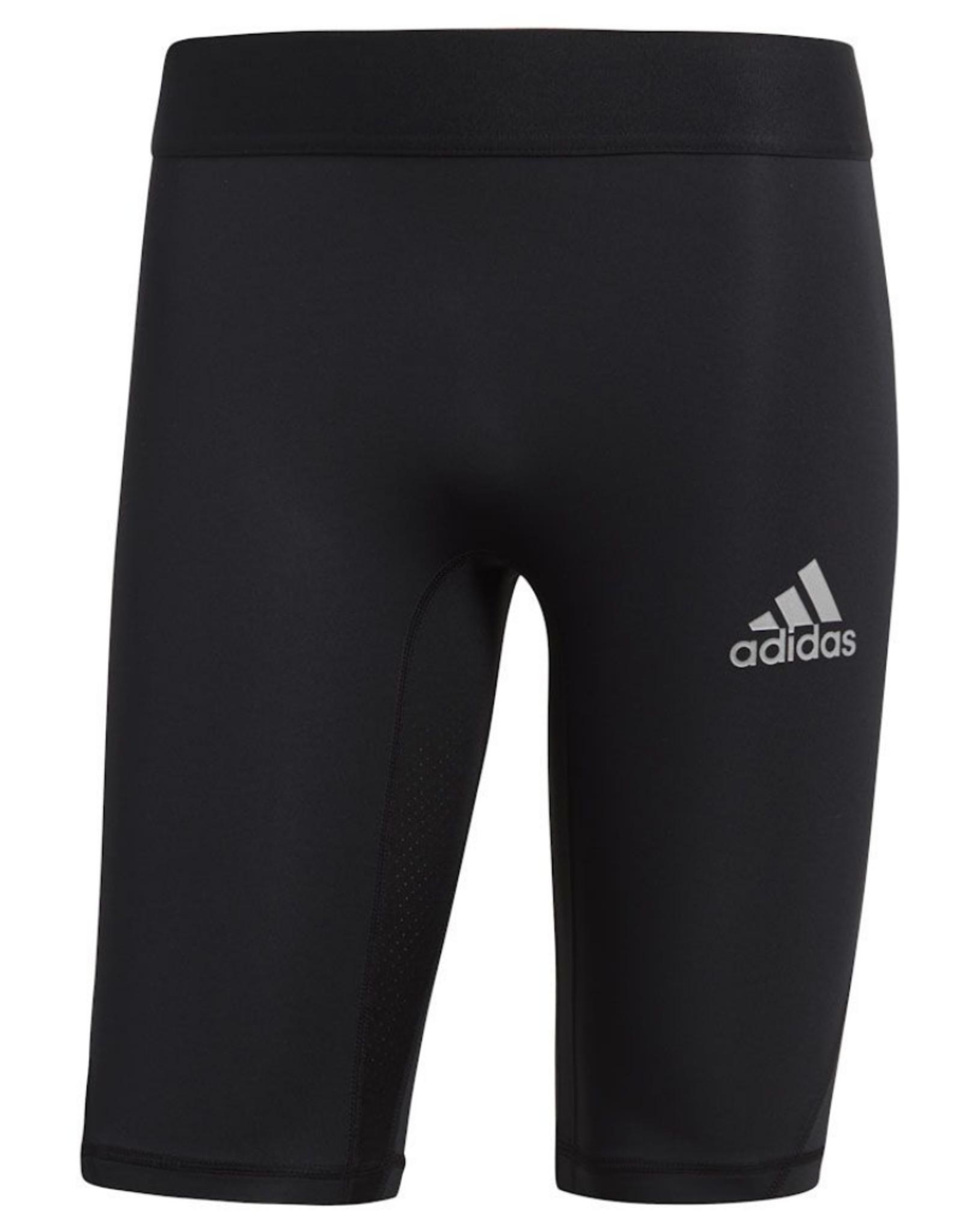 Adidas Adidas Men's Alphaskin Compression Short Black