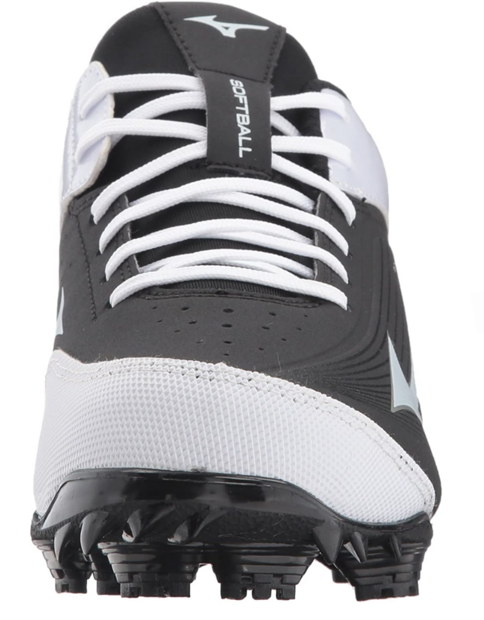Mizuno Women's Finch Elite 3 Softball Cleat Black/White