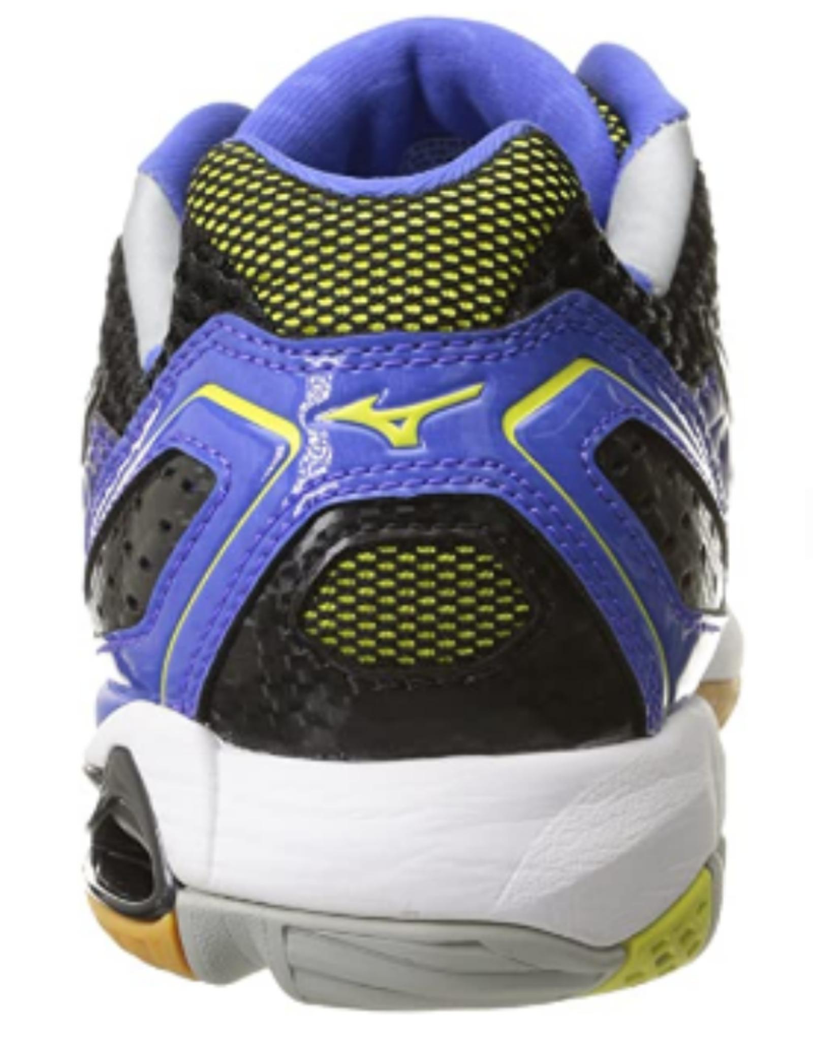 Mizuno Men's Wave Tornado 9 Blue/Yellow