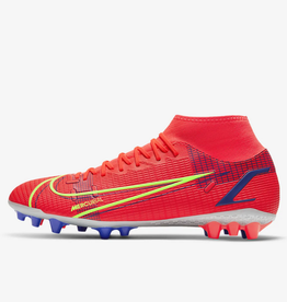 Nike Mercurial Superfly 8 Academy FG Soccer Cleat Crimson