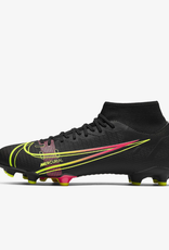 Nike Mercurial Superfly 8 Academy FG Soccer Cleat Black