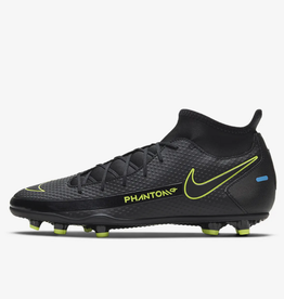 Nike Phantom GT Club DF Soccer Cleat Black