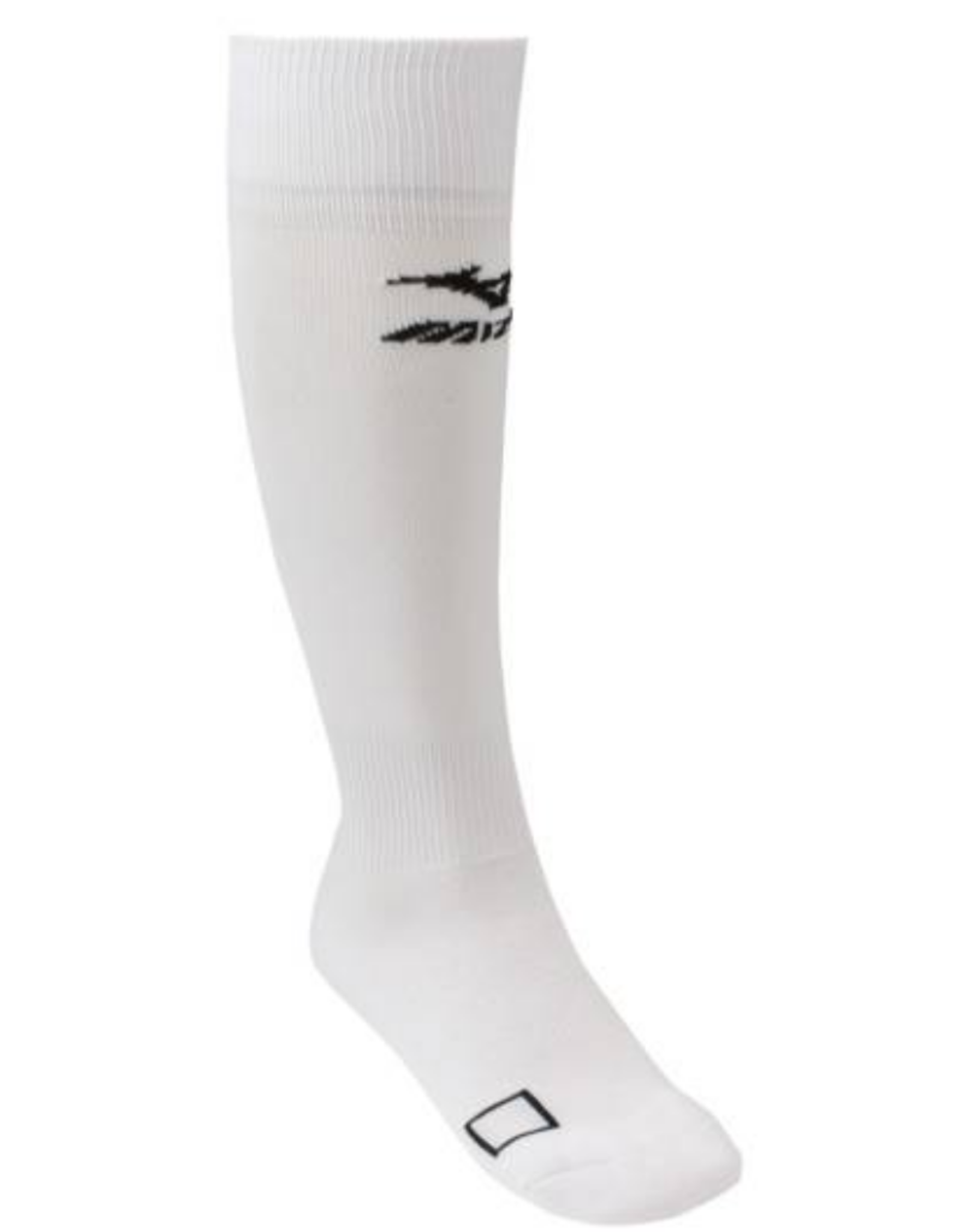 Mizuno Performance Volleyball Sock White
