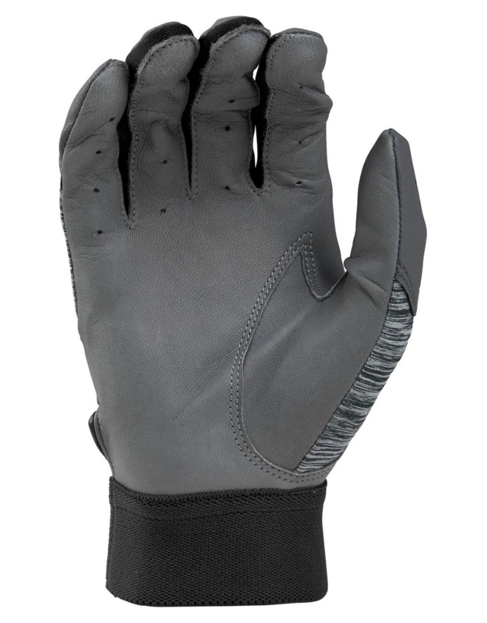 Rawlings Youth 5150 Batting Gloves Grey/Black