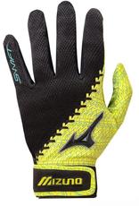 Mizuno Women's Swift Batting Glove Yellow/Black