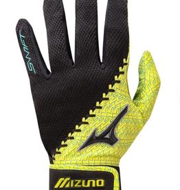 Mizuno Women's Swift Batting Glove Yellow/Black