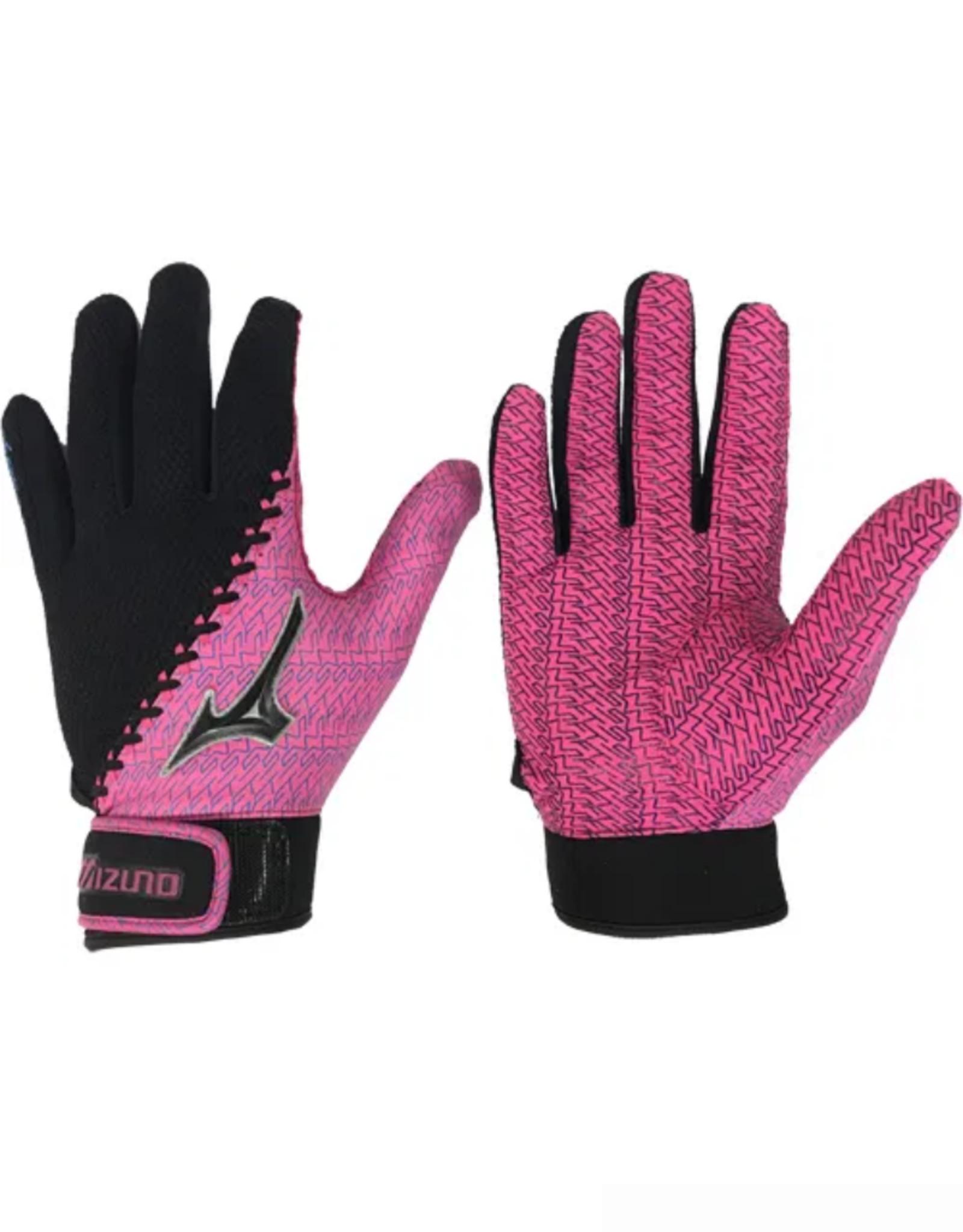 Mizuno Women's Swift Batting Glove Pink/Black