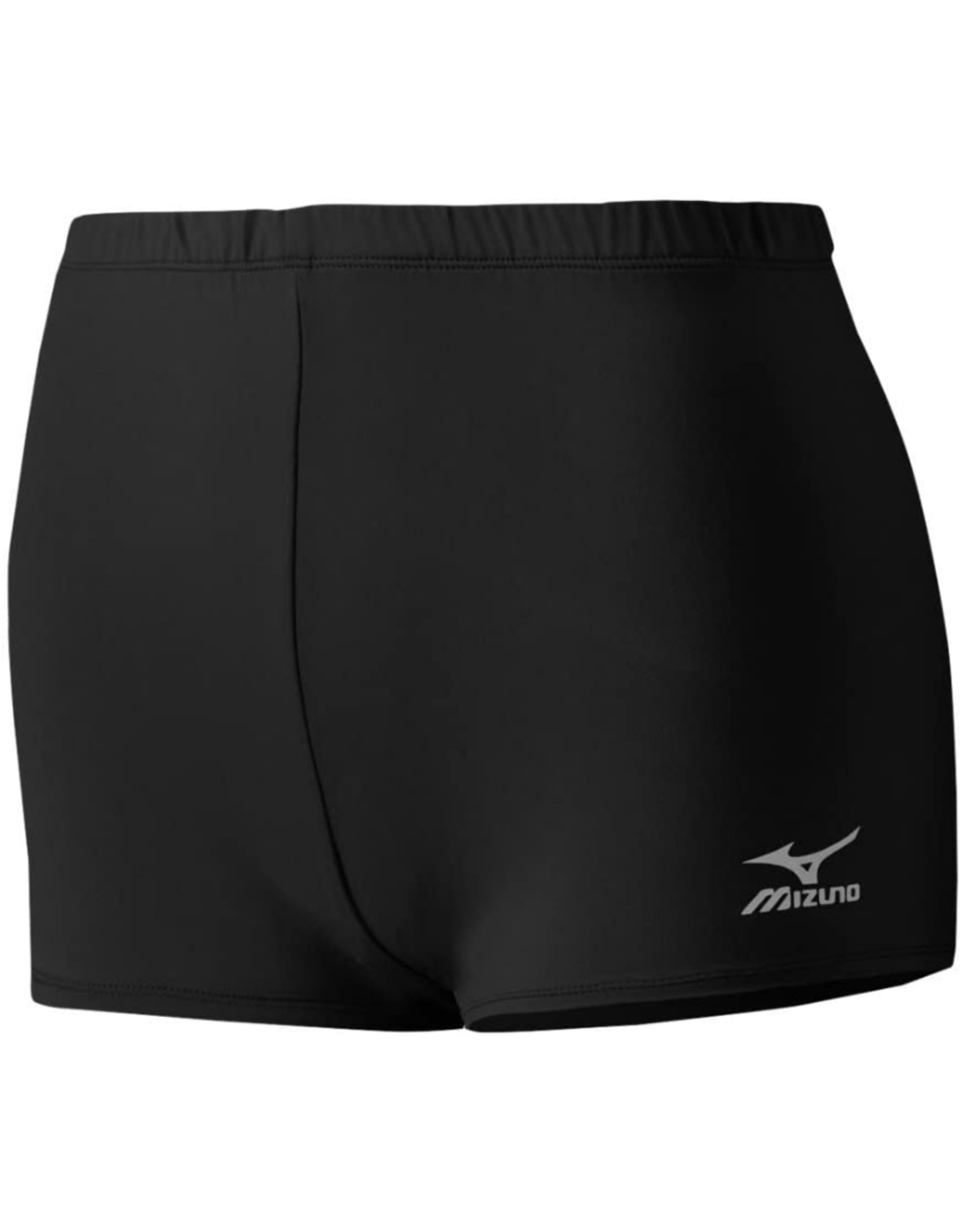 "Mizuno Women's Low Rider Volleyball Short 2.75"" Black"