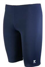 TYR Men's Jammer Swimwear Navy