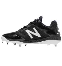 New Balance Men's Baseball Metal Studs Black