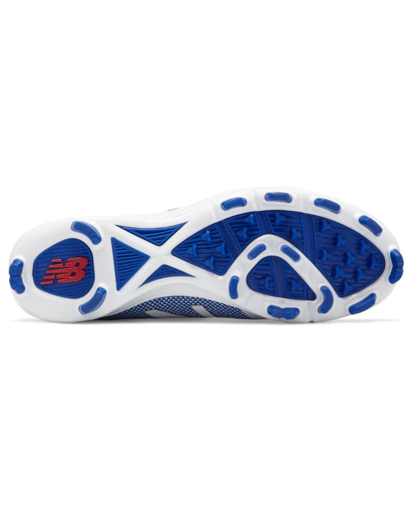 New Balance Men's Mid Softball Cleat Blue
