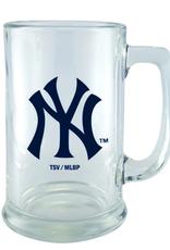 MLB 15oz Wordmark Sport Mug New York Yankees