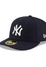 New Era On-Field Home Low Profile Hat New York Yankees Navy