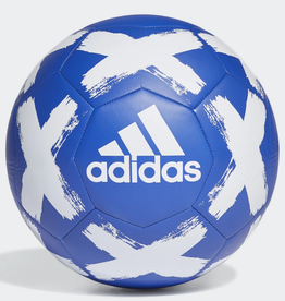 Adidas Adidas Starlancer Club Soccer Ball Blue/White