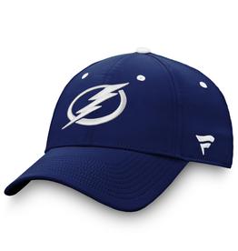 Fanatics Fanatics Men's '20 Locker Room Adjustable Hat Tampa Bay Lightning Blue