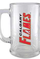 NHL 15oz Sports Mug Wordmark Calgary Flames