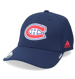 Adidas Adidas Men's Coach Stretch Flex Hat Montreal Canadiens Navy
