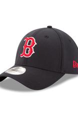 New Era Men's The League Adjustable Hat Boston Red Sox Navy