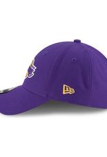 New Era Men's The League Adjustable Hat Los Angeles Lakers Purple