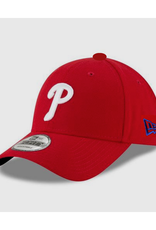 New Era Men's The League Adjustable Hat Philadelphia Phillies Red