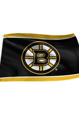 NHL 3' x 5' Team Logo Flag Boston Bruins Black