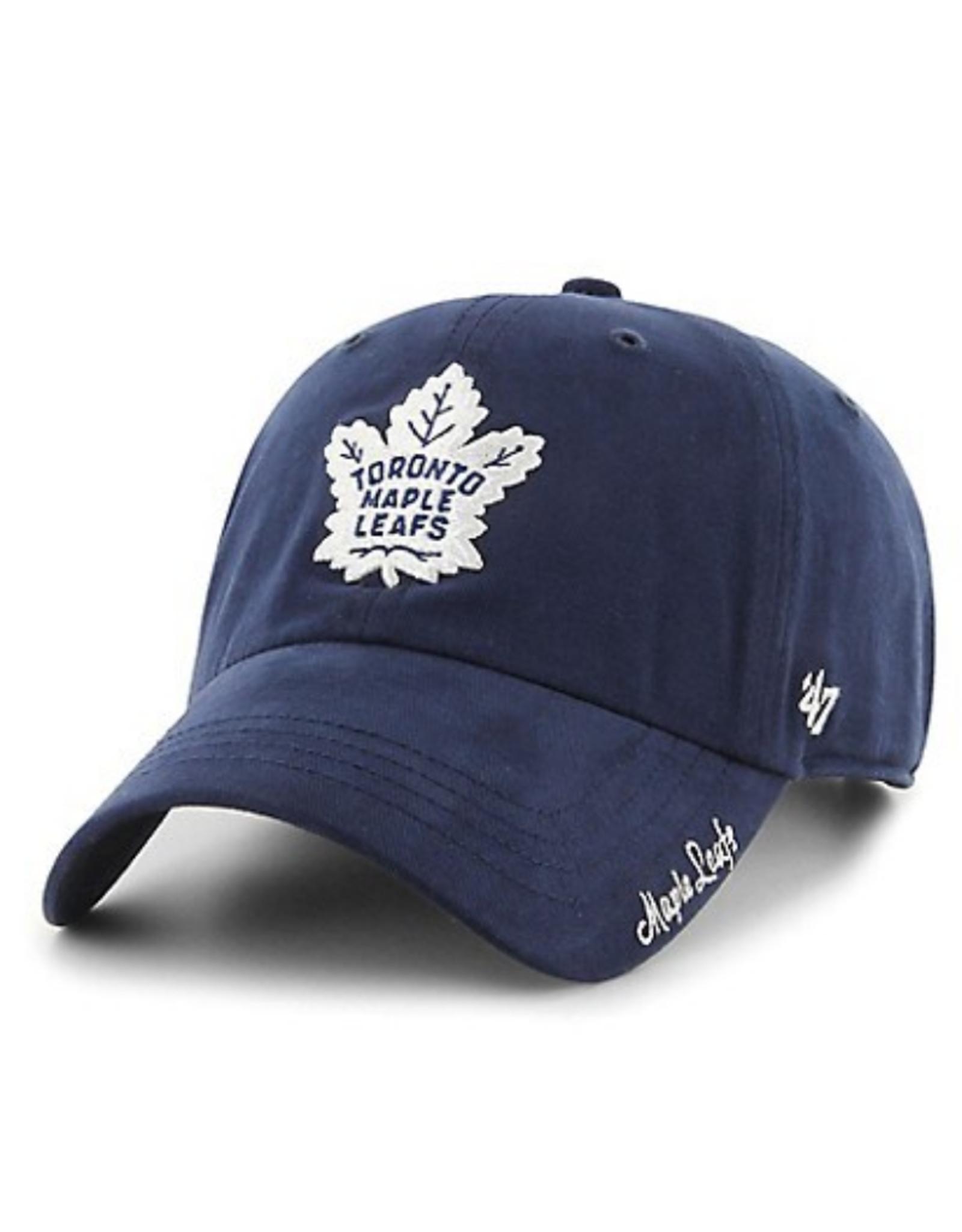 '47 Women's Miata Clean Up Adjustable Hat Toronto Maple Leafs