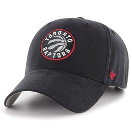 '47 Kids MVP Adjustable Hat Toronto Raptors Black