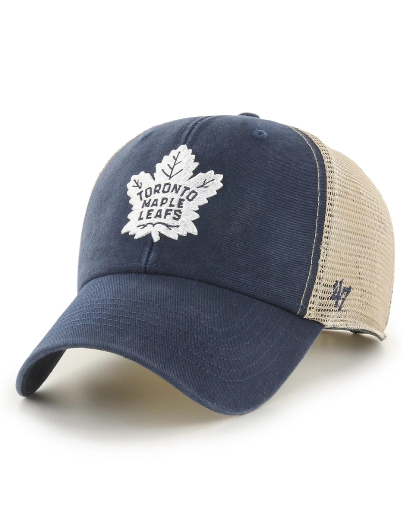 '47 Men's Flagship Wash Mesh Adjustable Hat Toronto Maple Leafs
