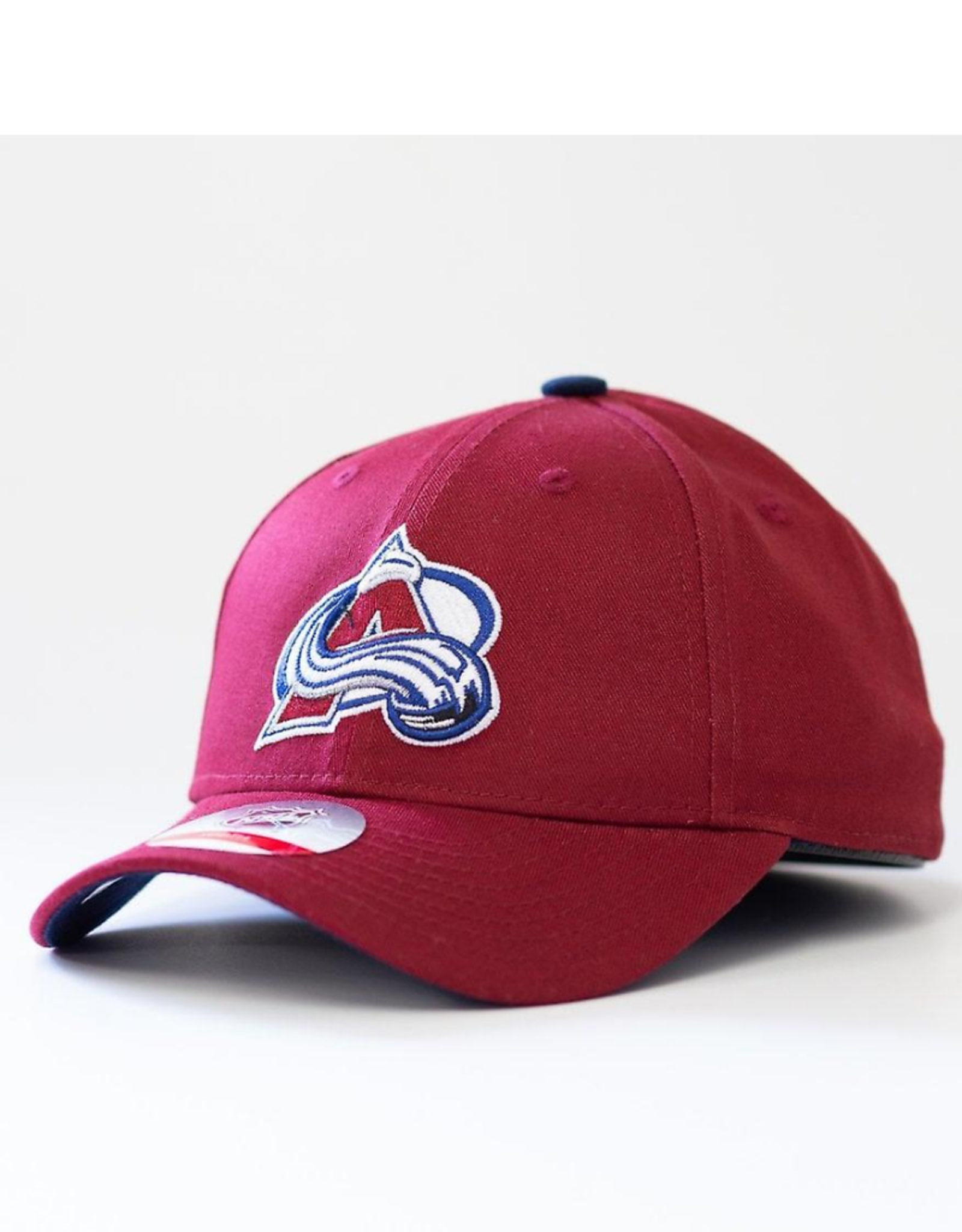 NHL Youth Basic Structured Adjustable Colorado Avalanche