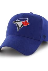 '47 Youth Basic MVP Adjustable Hat Toronto Blue Jays Blue