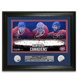 Highland Mint Highland Mint Team Force Wall Decor Montreal Canadiens