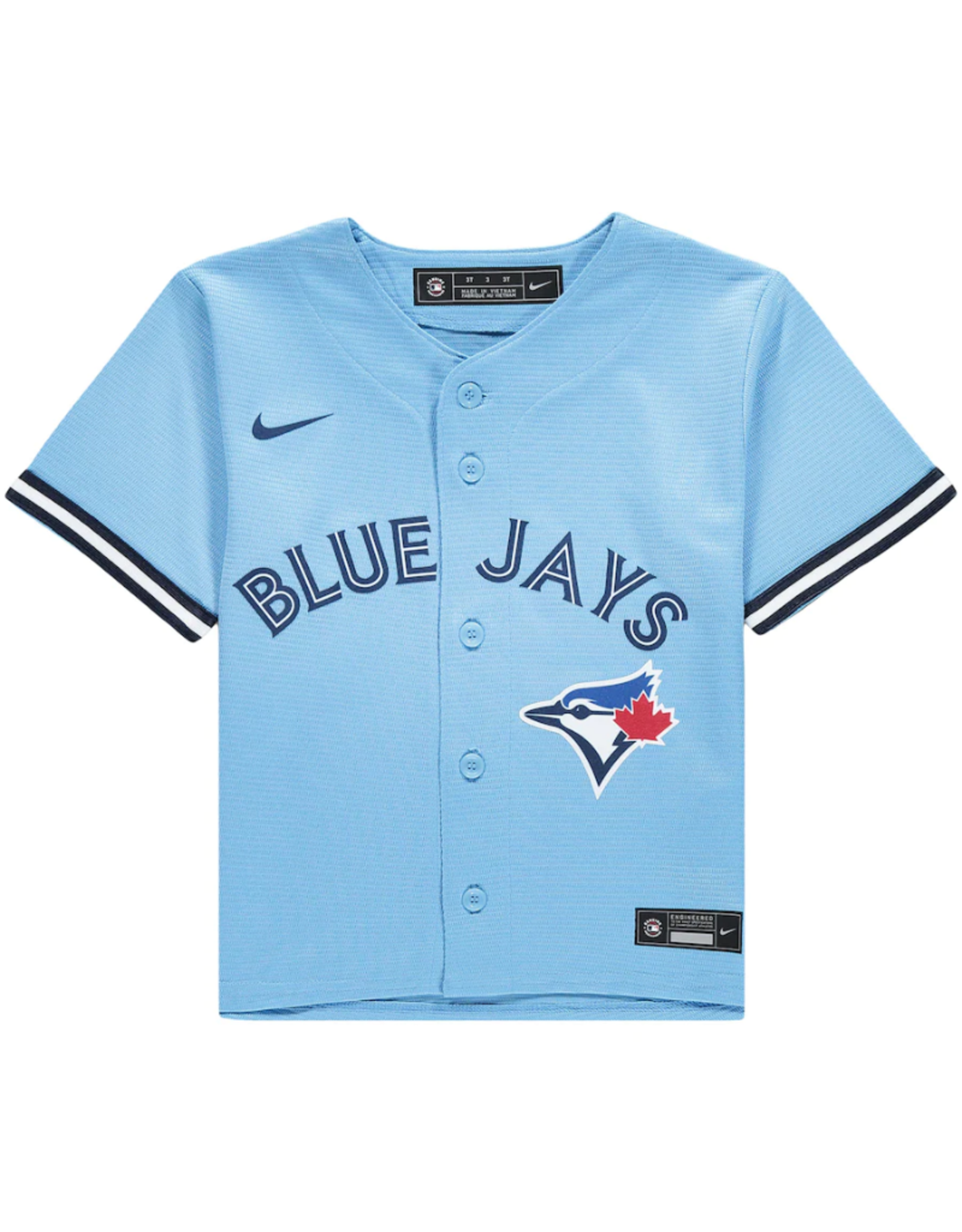 Nike Toddler Replica Jersey Toronto Blue Jays Valor Blue
