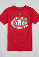 Fanatics Fanatics Men's Player T-Shirt Anderson #17 Montreal Canadiens Red