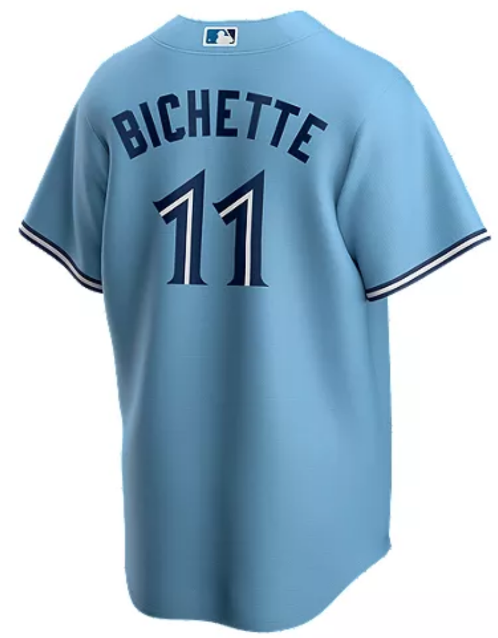 Nike Men's Replica Jersey Bichette #11 Toronto Blue Jays Horizon Blue