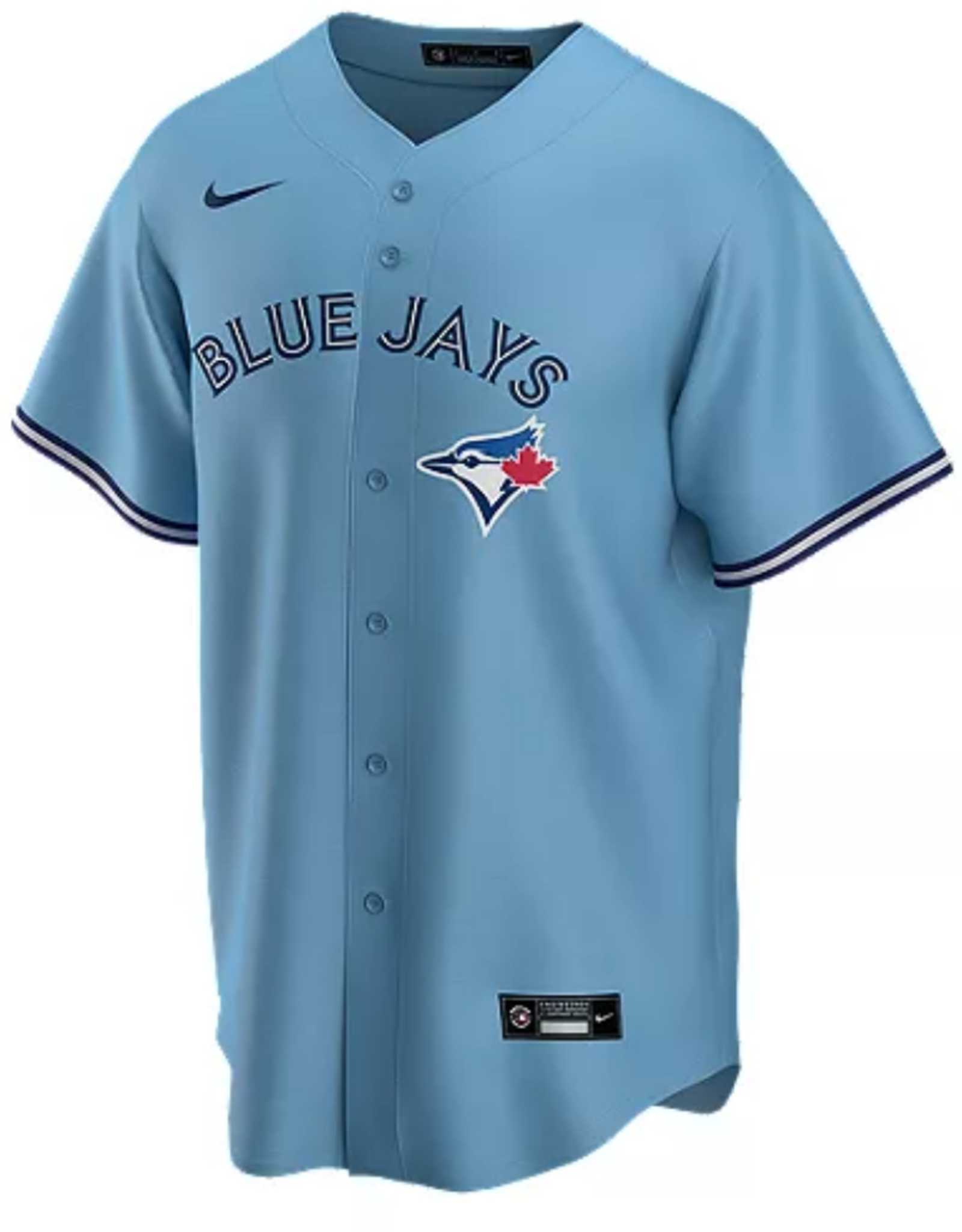 Nike Men's Jersey Toronto Blue Jays Horizon Blue