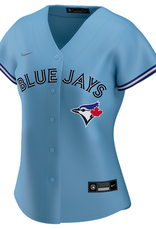 Nike Women's Replica Jersey Toronto Blue Jays Horizon Blue
