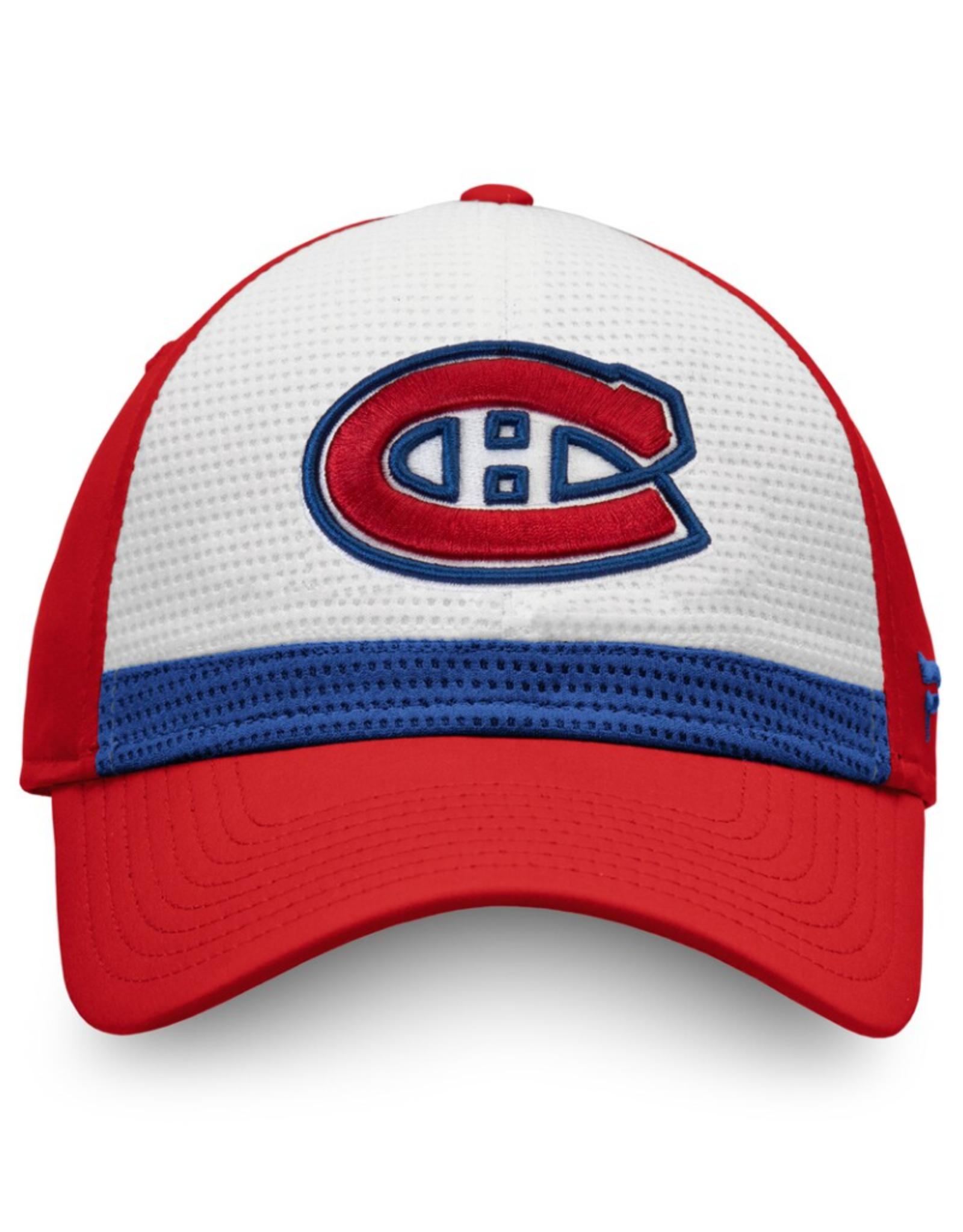 Fanatics Fanatics Men's Breakaway Current Stretch Montreal Canadiens Red