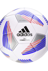 Adidas Adidas Tiro Competition Soccer Ball Size 5 White