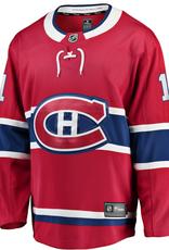 Fanatics Fanatics Men's Gallagher #11 Jersey Montreal Canadiens Red