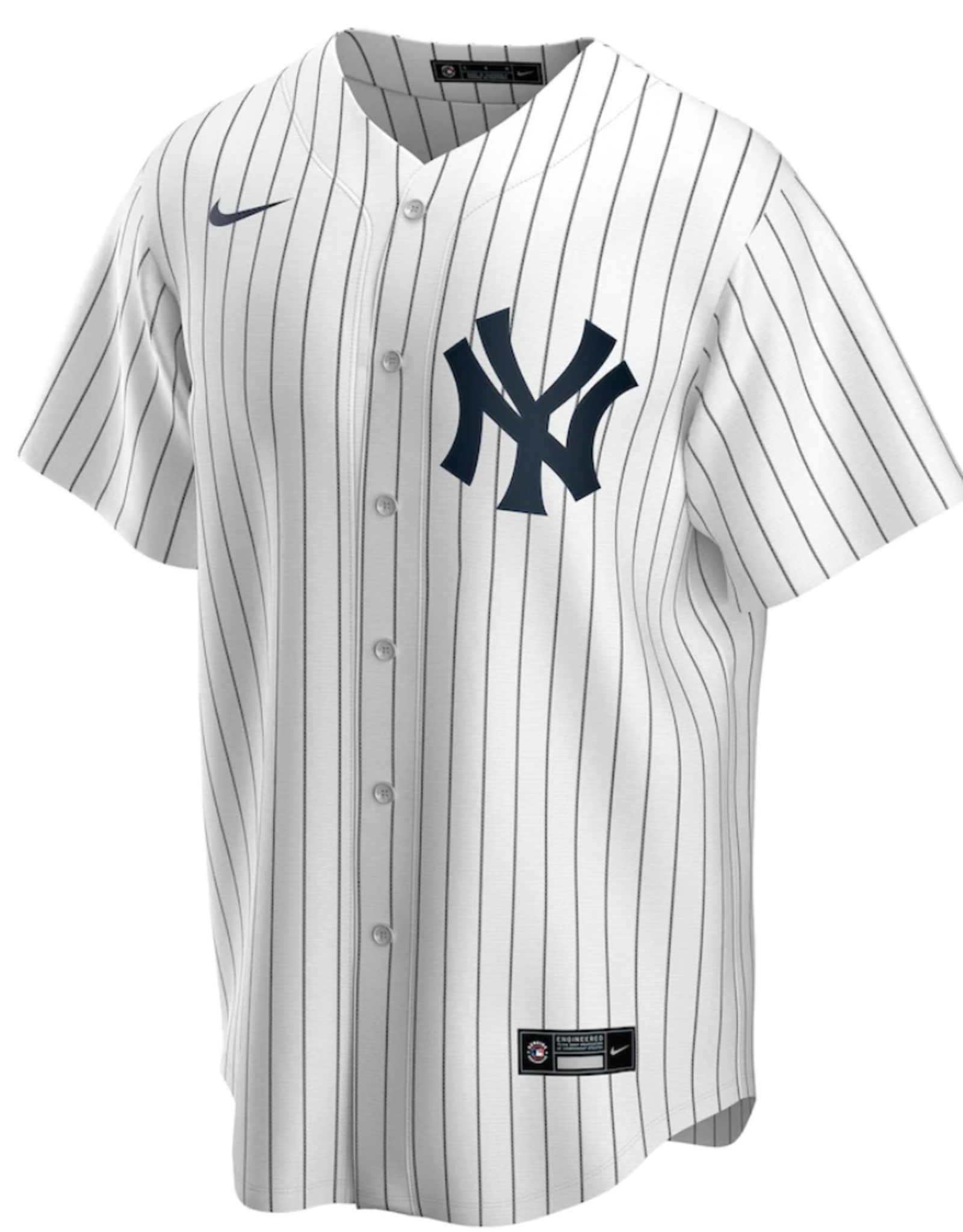 Nike Men's Home Replica Jersey New York Yankees White