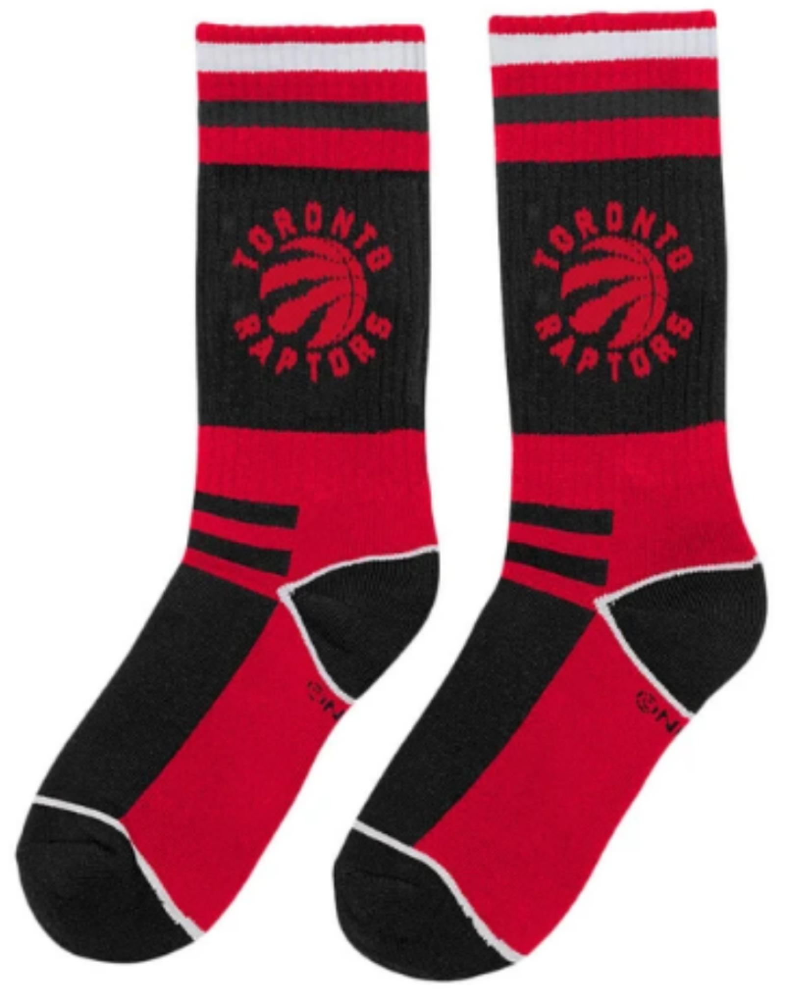GEN2 Youth Socks 3 Pack Toronto Raptors