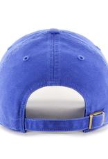 '47 Men's McLean Clean Up Vintage Logo Adjustable Hat Toronto Blue Jays