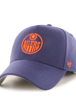 '47 Men's MVP Alternate Logo Adjustable Hat Edmonton Oilers
